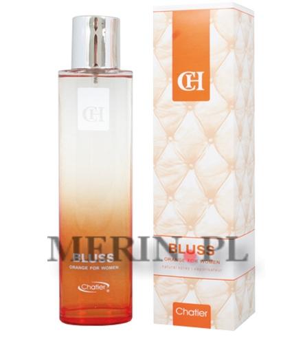 ff9b36f737d3a Chatler Bluss Orange Women, woda toaletowa - Perfumeria Merin.pl