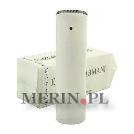 näher an Kunden zuerst achten Sie auf Giorgio Armani Emporio Armani White For Him - Perfumeria Merin.pl